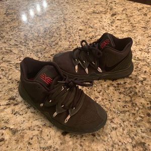 Nike Kyrie 5 in youth size 5.5